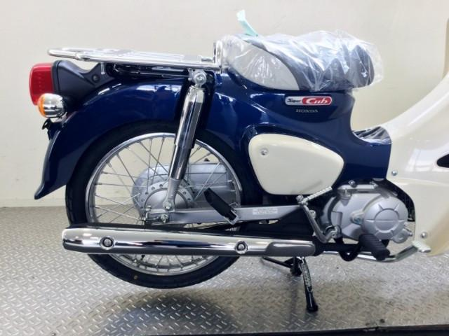 ホンダ スーパーカブ110 新車 2018年モデル 丸目ヘッドライトの画像(兵庫県
