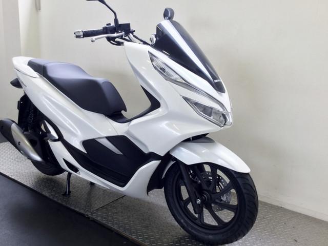 ホンダ PCX150 現行最新モデル LEDヘッドライト スマートキーシステムの画像(兵庫県