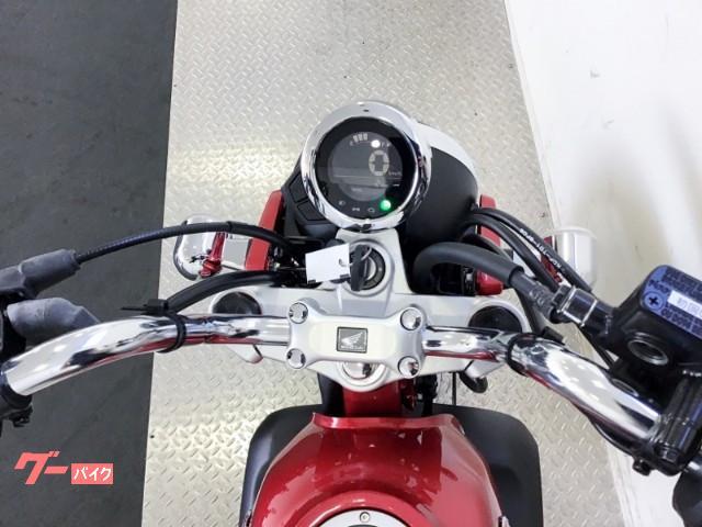 ホンダ モンキー125 新車 現行最新モデル PGM-FIモデルの画像(兵庫県