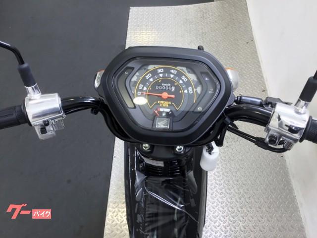 ホンダ クロスカブ50 くまもんバージョン 現行最新モデルの画像(兵庫県