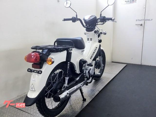 ホンダ クロスカブ110 2020年モデル テールランプ法規対応済車の画像(兵庫県