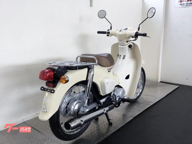 ホンダ スーパーカブ110 国内仕様 2020年モデル テールランプ法規対応済車の画像(兵庫県
