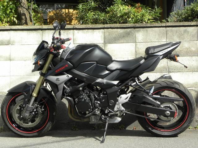 スズキ GSR750 ABSの画像(大阪府
