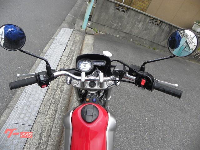 ヤマハ トリッカー FIの画像(大阪府