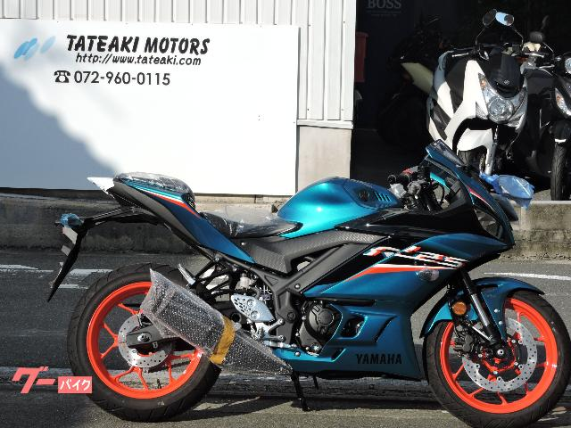 YZF−R25 ABS 新車