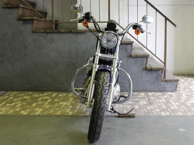 HARLEY-DAVIDSON XL883L ロー タンデム仕様エンジンガード ハンドルバーの画像(兵庫県