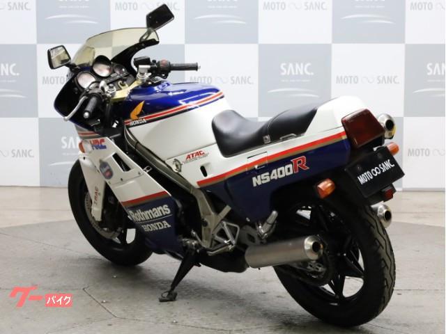 ホンダ NS400R ノーマル車の画像(兵庫県