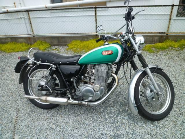 ヤマハ SR400の画像(和歌山県