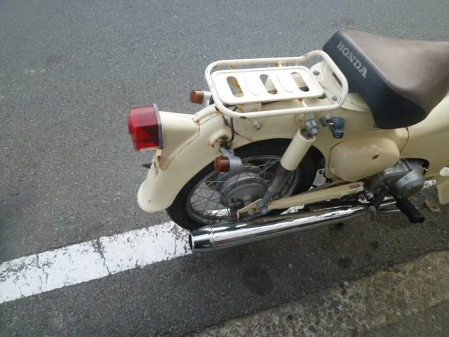 ホンダ リトルカブセル付き4速の画像(和歌山県