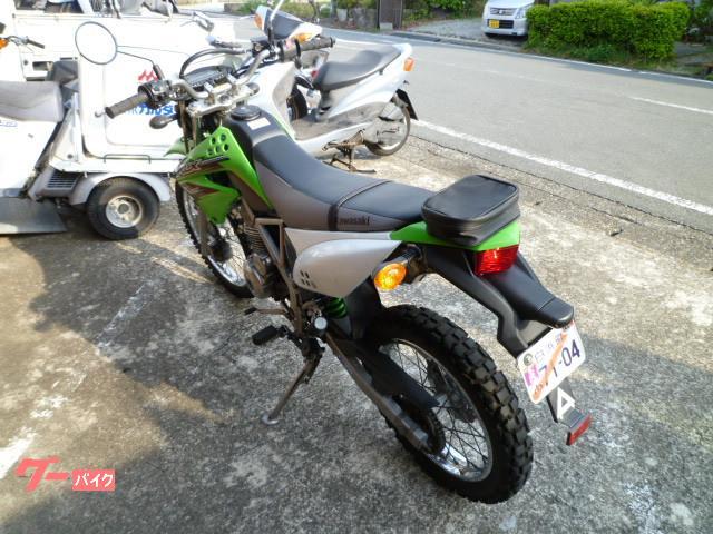 カワサキ KLX125の画像(和歌山県