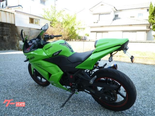 カワサキ Ninja 250Rの画像(和歌山県
