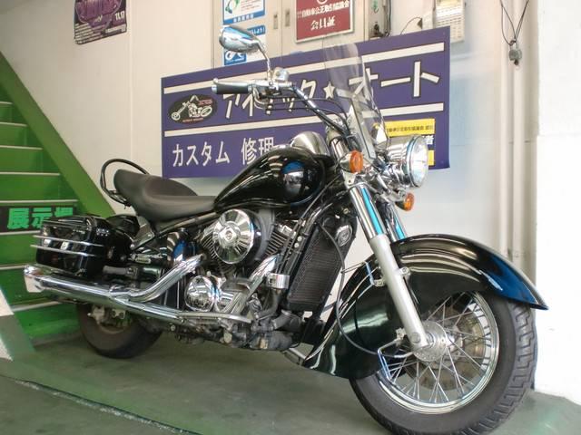 カワサキ バルカン400ドリフター ハードBOX付の画像(大阪府