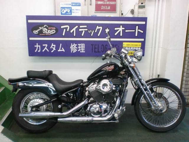 ホンダ スティード400VLS スプリング・ノーマルの画像(大阪府