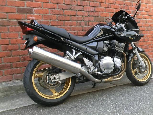 スズキ Bandit1200Sファイナルの画像(兵庫県