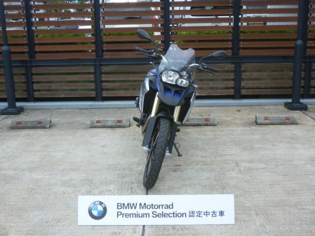 BMW F800GSの画像(京都府