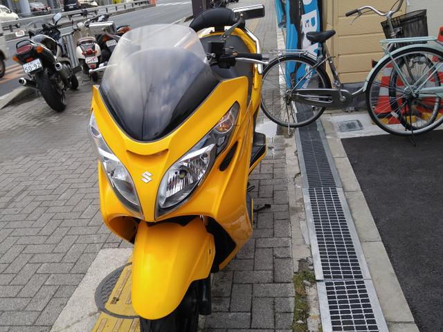 スズキ スカイウェイブ250 タイプSの画像(大阪府