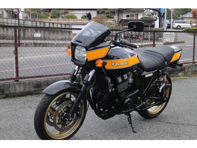 カワサキ ZRX400の画像(兵庫県