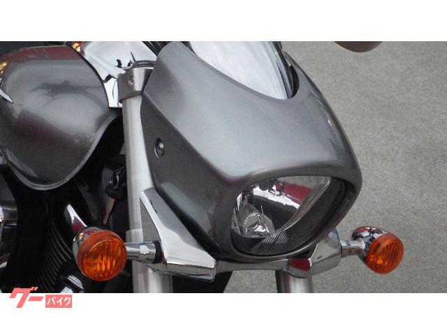 スズキ ブルバード400 後期型 サイドバッグ付きの画像(兵庫県