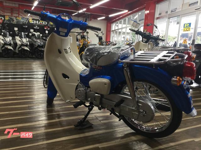 ホンダ スーパーカブ110 現行モデル 新車の画像(兵庫県