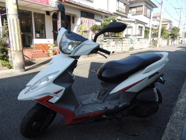 ヤマハ GTR125 AEROの画像(京都府