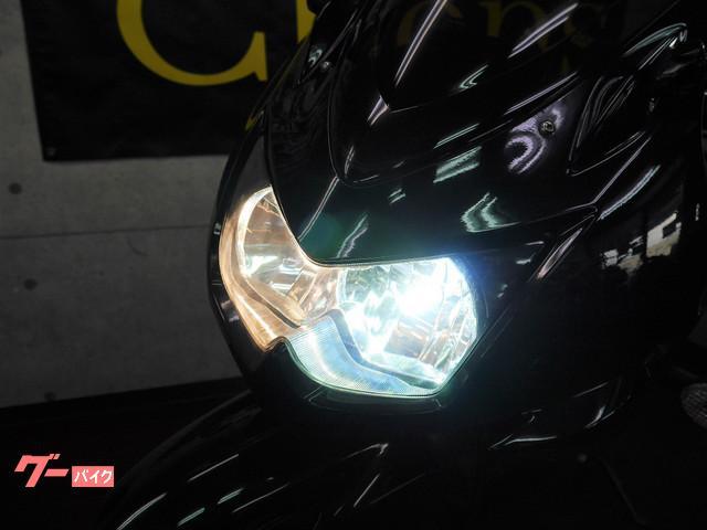 カワサキ Ninja 250R 社外パーツ多数 新品TIMSONタイヤの画像(大阪府