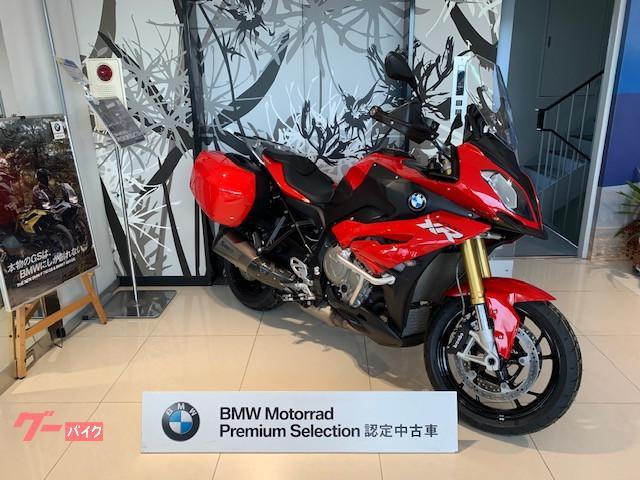 BMW S1000XR アクラボビッチマフラー 純正パニアケース 2016年登録車の画像(大阪府