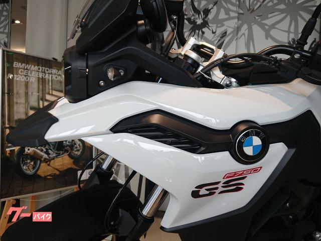 BMW F750GS ETC2.0標準装備 ライトホワイト 2019年新車の画像(大阪府