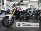 R1200R 100thセレブレーション BMWナビ5 2016