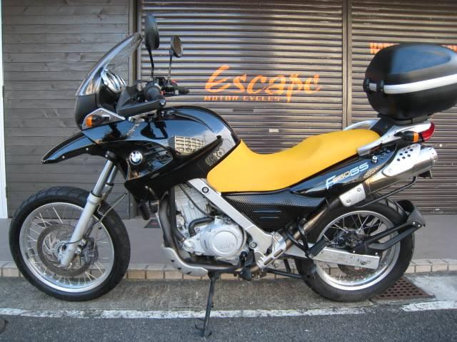BMW F650GS(650cc)の画像(兵庫県