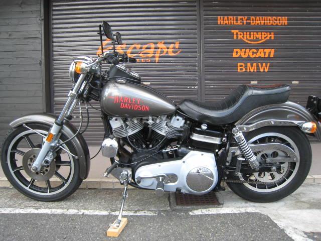 HARLEY-DAVIDSON FXS1200エンジンOH レストア済みの画像(兵庫県