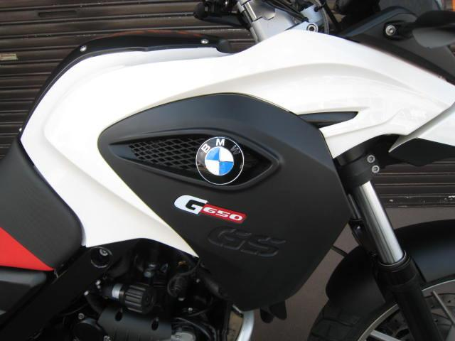 BMW G650GSの画像(兵庫県