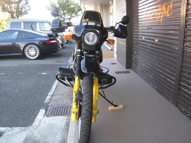 BMW R100GS 前期丸目の画像(兵庫県