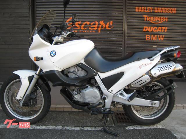 BMW F650ファンデューロ 後期モデルの画像(兵庫県