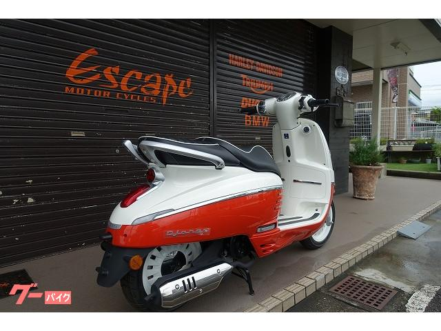PEUGEOT ジャンゴ125 エバージョンABS 正規輸入車の画像(兵庫県
