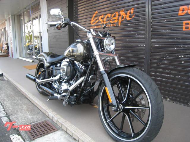 HARLEY-DAVIDSON FXSB ブレイクアウト103エンジン1690ccの画像(兵庫県