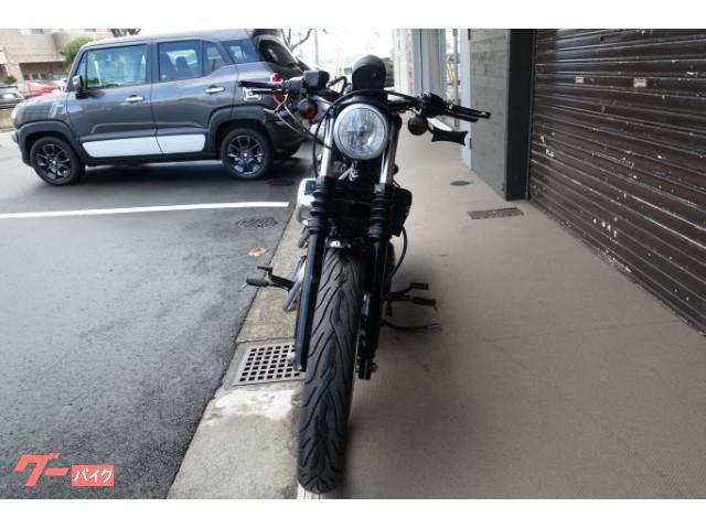 HARLEY-DAVIDSON XL1200N ナイトスターの画像(兵庫県