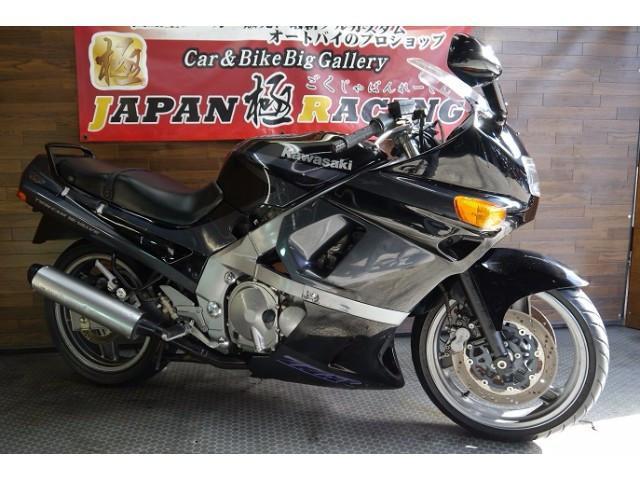カワサキ ZZ-R400の画像(大阪府