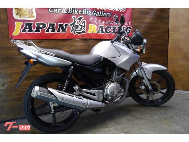 ヤマハ YBR125 Fi シルバー車の画像(大阪府