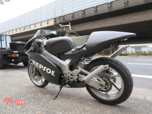 ホンダ NSR250R SE マットブラック レーシングカスタムの画像(大阪府