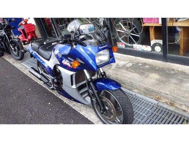 カワサキ GPZ900R A10 国内の画像(大阪府