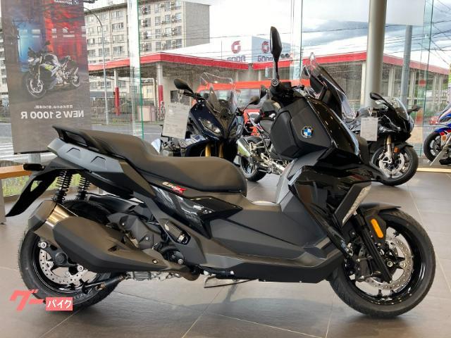 C400X ハイライン ブラック・ストームM