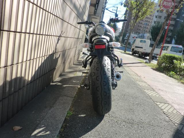 ヤマハ XSR700の画像(大阪府