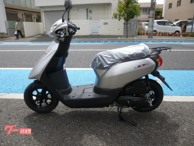 JOG 2021モデル新車