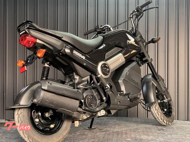 ホンダ NAVI110 ネイキッドスタイルスクーターの画像(兵庫県