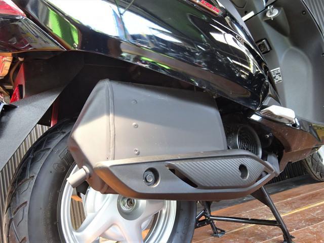 ホンダ アクティバ125 輸入新車 DLXブラックの画像(兵庫県