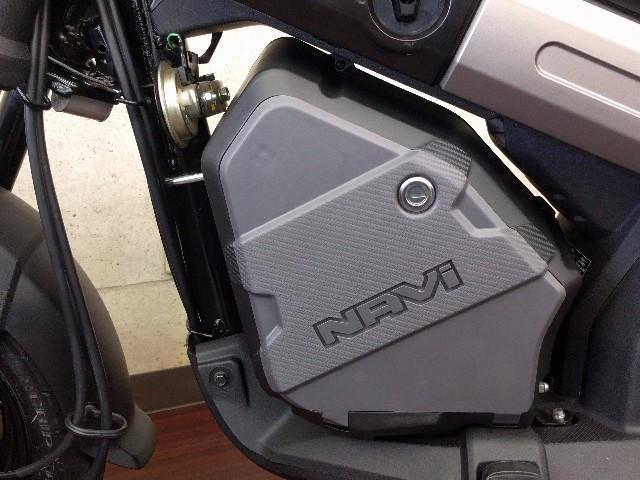 ホンダ NAVI110 オプションラゲッジボックス装着モデルの画像(兵庫県