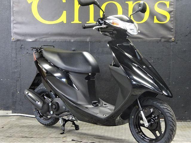 スズキ アドレスV50 新車 最新モデルの画像(兵庫県