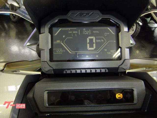 ホンダ ADV150 国内正規仕様モデルABS標準装備車の画像(大阪府