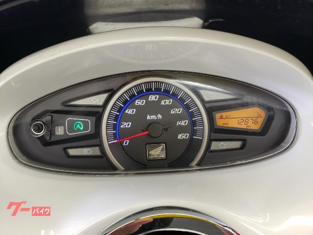 ホンダ PCX 2012年eSPエンジン後期モデル ワンオーナー車 リアキャリア付きの画像(兵庫県