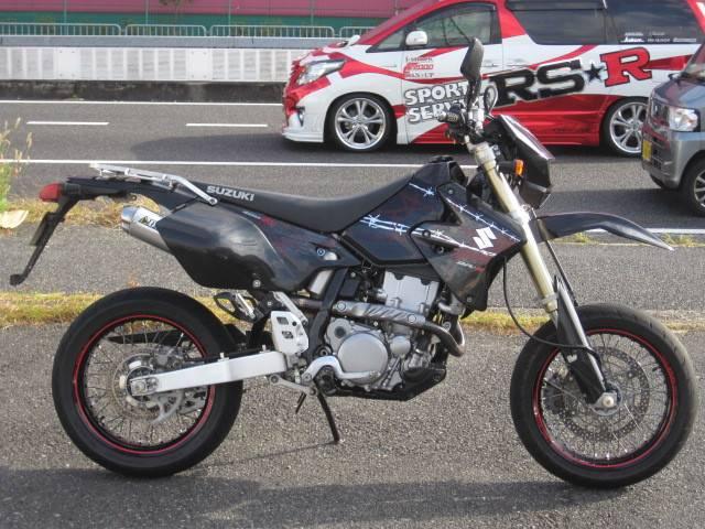 スズキ DR-Z400SM DELTAフルエキマフラー 2009年モデルの画像(大阪府